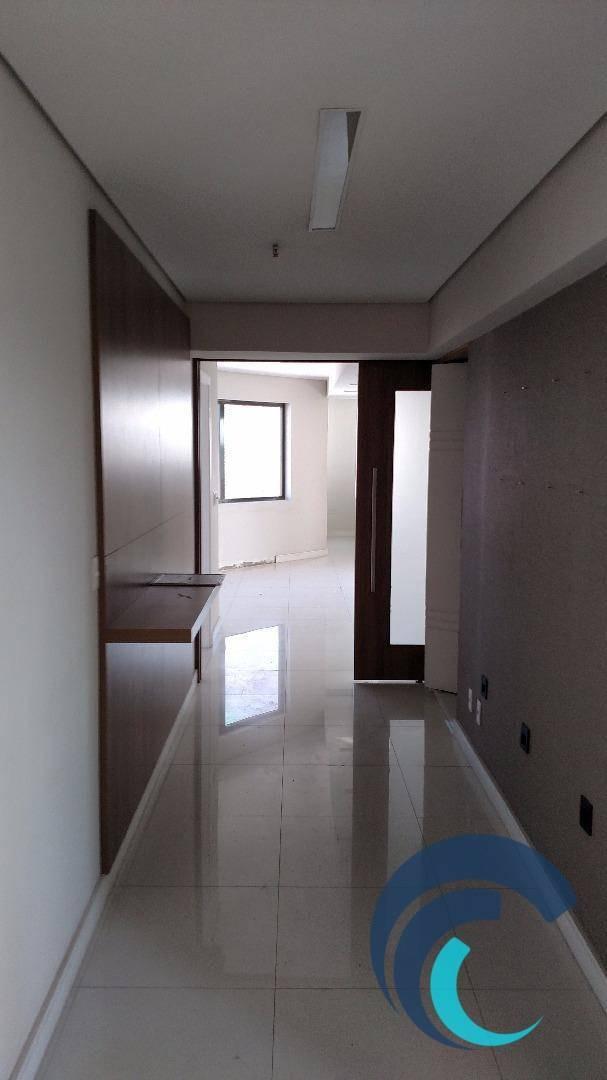 andar corporativo, 276 m² por r$ 2.200.000,00 - centro - são josé dos campos/sp - ac0002