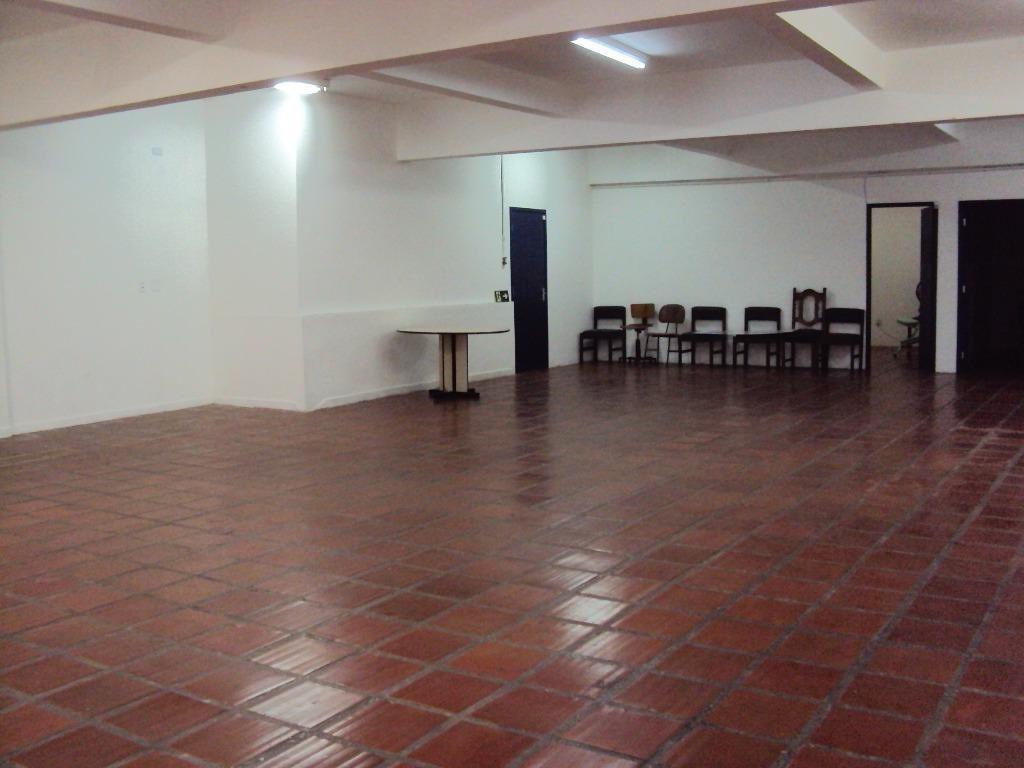 andar corporativo para alugar, 450 m² por r$ 5.000/mês - centro - santos/sp - ac0006