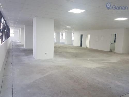 andar corporativo à venda, 500 m² por r$ 5.500.000,00 - bela vista - são paulo/sp - ac0025