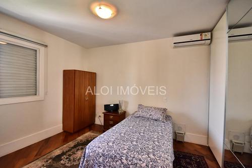 andar vista espetacular , três suites,  mais dormitório social e quatro vagas de garagens. - 125459 van - 53