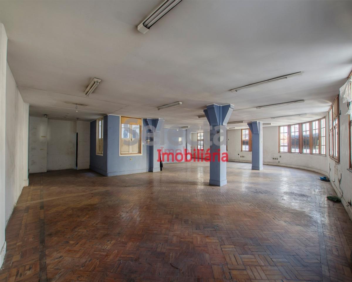 andares comerciais em 3 pavimentos sequenciados, com 660m², por somente r$ 1.320.000,00, ou seja, apenas r$ 2.000,00 / m² !!! - sa00059 - 33876812
