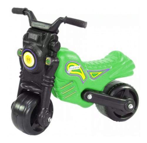 andarin moto gitana ruedas patonas con dirección pvc planeta