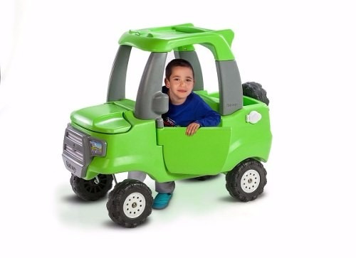 andarin rotoys 2058 camioneta verde