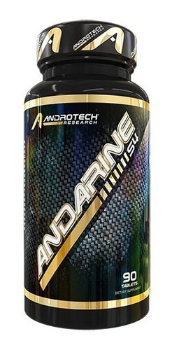 andarine s4 + cardarine  - androtech research - sarms
