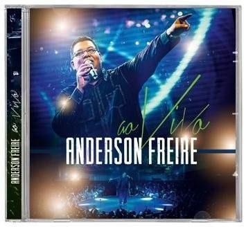 anderson freire cd essência ao vivo  produto original