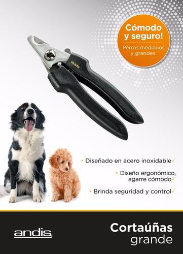 andis corta uñas large peluqueria canina
