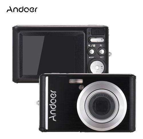 andoer 20mp 1080p câmera digital fhd filmadora de vídeo com