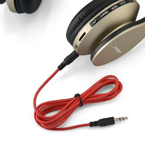 andoer lh-811 4in1 sem fio bluetooth3.0 estéreo fone de ouvi
