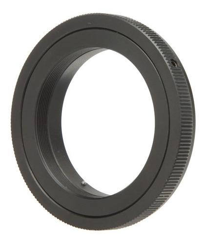 andoer t / t2 telefoto espelho lente adaptador anel para nik