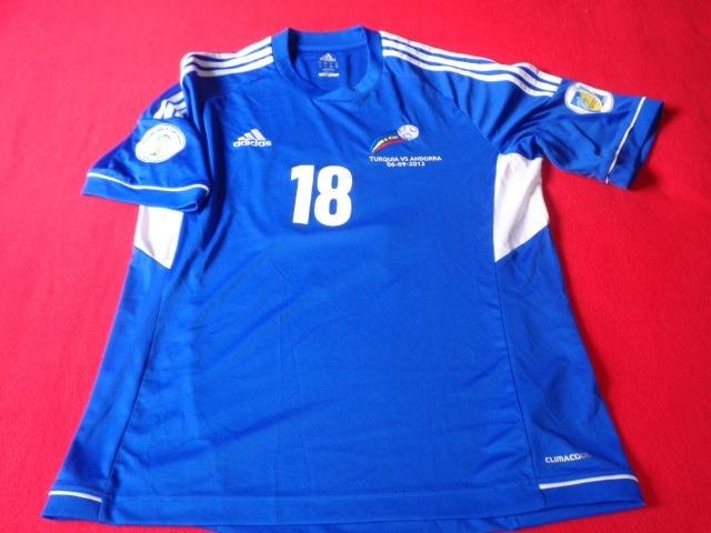 c361bf52e92dd Andorra Seleccion Jersey Futbol Soccer Eliminatorias 2014 1 ...