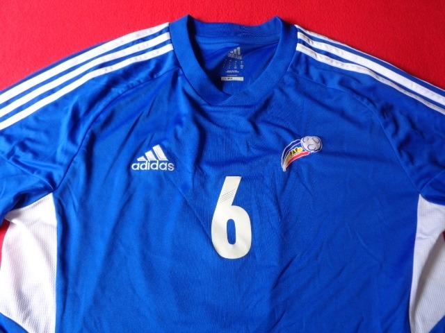 49385afdb2f82 Andorra Seleccion Jersey Futbol Soccer Eliminatorias Manga L ...