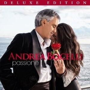 andrea bocelli - passione - deluxe edition - cd