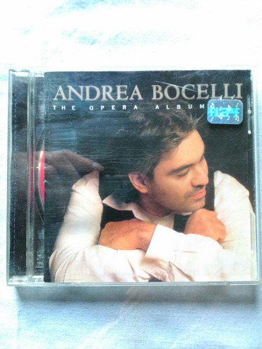 andrea bocelli. the opera album. cd