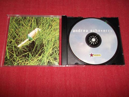 andrea echeverri - homonimo cd imp ed 2005 mdisk