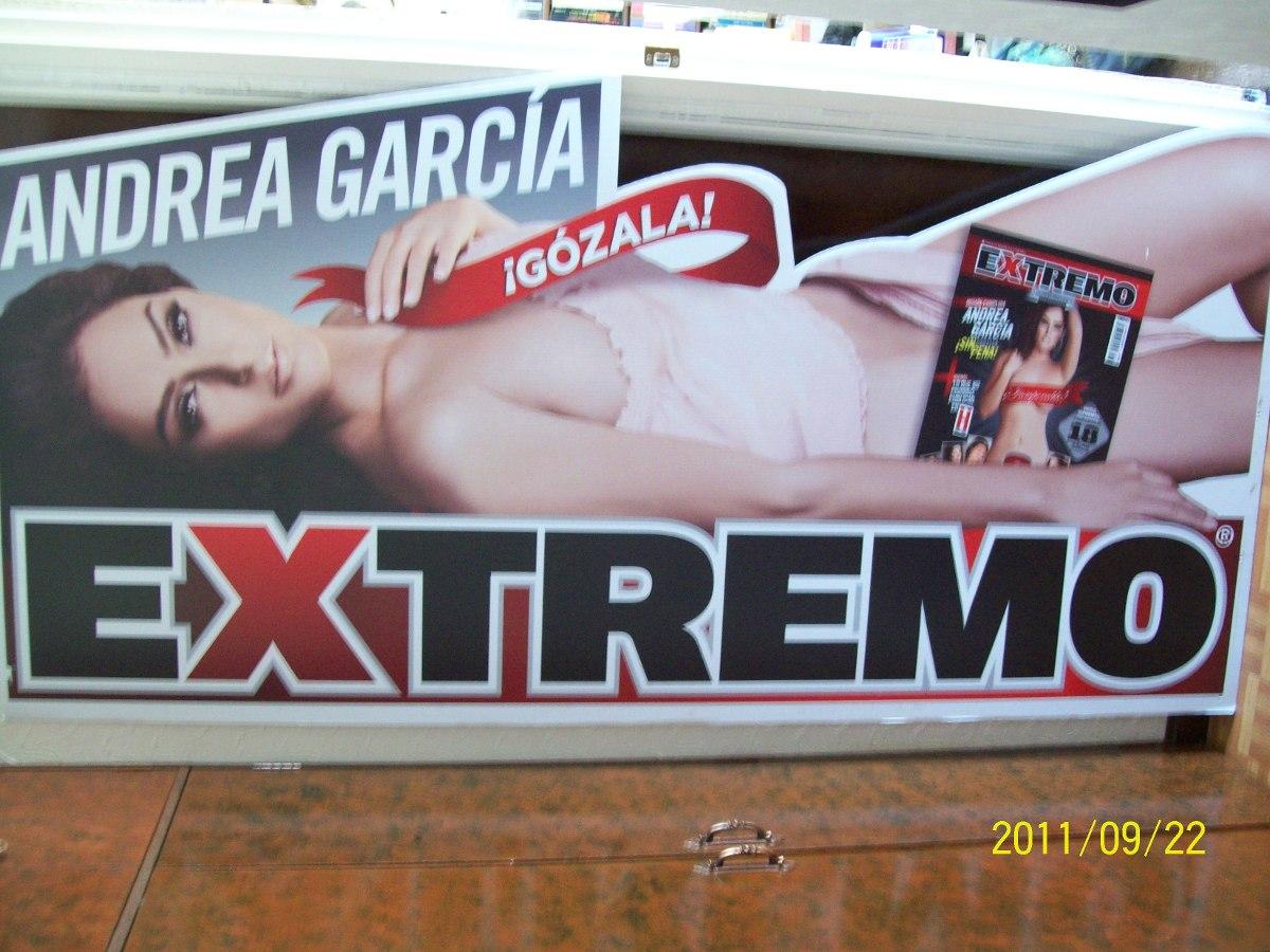 Andrea Garcia Xtremo andrea garcía, stand revista h, nuevo, impecable, no envio