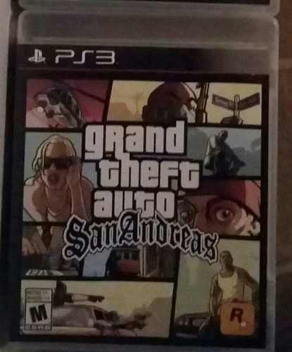 andreas ps3 gta san