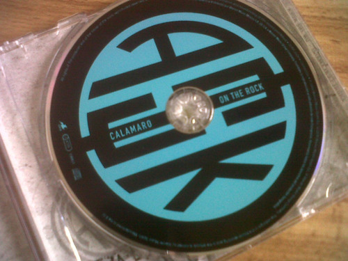 andres calamaro.- on the rock.- cd mexico 2010