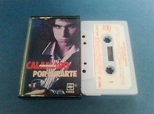 andrés calamaro - por mirarte, cassette 1988, los rodríguez