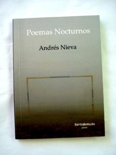 andrés nieva, poemas nocturnos - l02