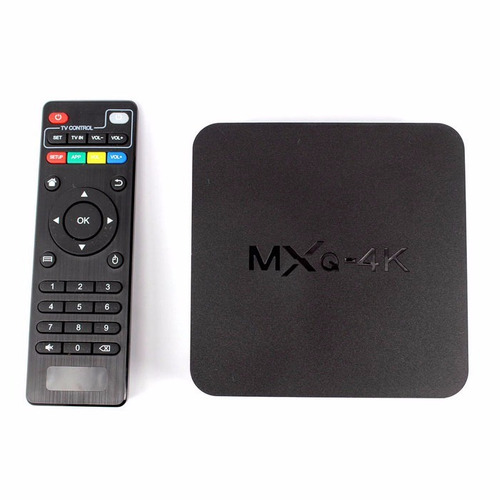 android 7.1 tv box mxq 4k ultra hd netflix youtube smart tv