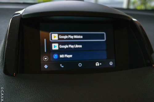 android auto, waze, spotify, google maps para renault koleos