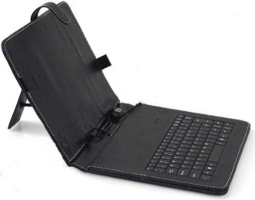 Android fundas con teclado para tablet 7 s 39 00 en mercado libre - Funda tablet con teclado 7 ...