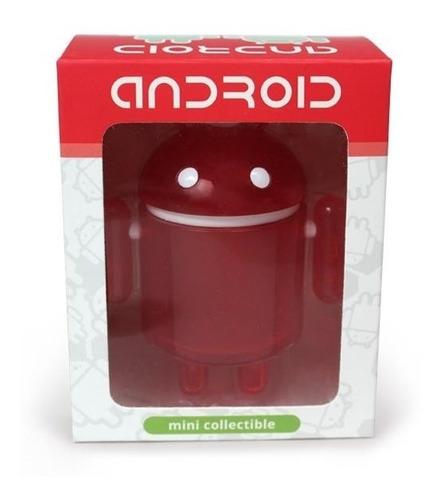 android rojo ruby figura coleccionable big box edition