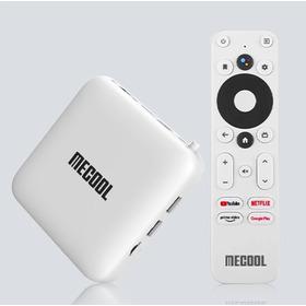 Android Tv  Mecool Km2 Comando Por Voz = Que Google Tv