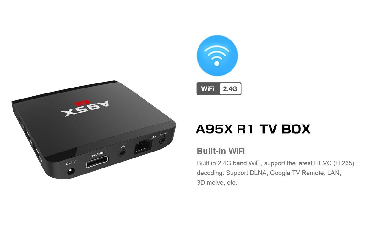 Android Tv Box 2gb Ram 16gb Rom S905w Upc Apoyo 4k 2 4ghz Wi