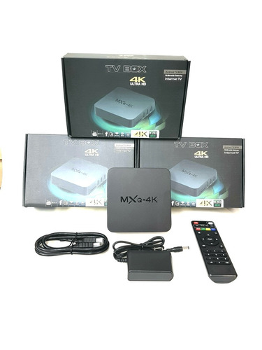 android tv box 4k oferta! android 7.1 tvbox smarttv