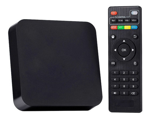 android tv box smart 4k 1gb ram 8gb wifi hdmi usb promo