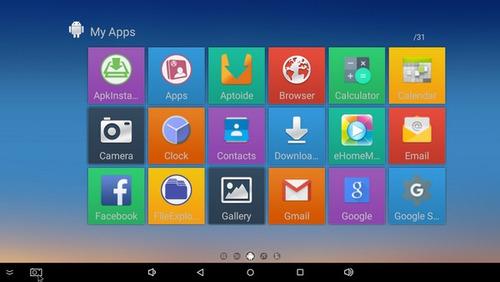 android tv box smart mini pc 4k ram 1gb rom 8gb wifi gsp1