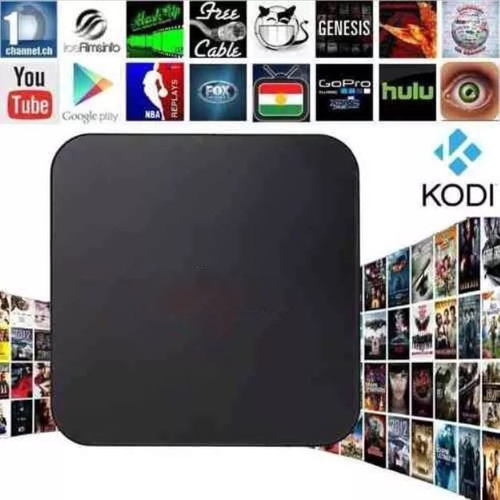 android tv box smart netflix pro quad core 4k modelo nuevo