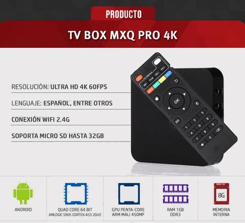 android tv box smart netflix youtube flow uhd 4k mod2019 7.1