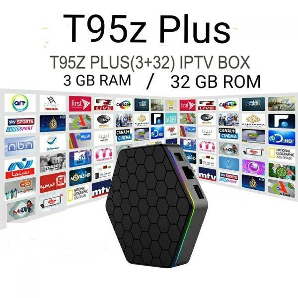 Android Tv Box T95z Plus 3gb/32gb