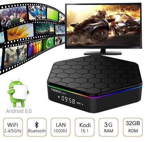 android tv box t95z plus 4k octa core 3gb ram 32gb