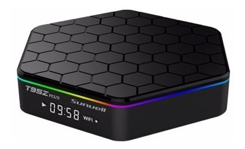 android tv box t95z plus 4k octa core 3gb ram 32gb + teclado