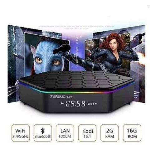 android tv box t95z plus octacore 3gb 32gb convertidor smart