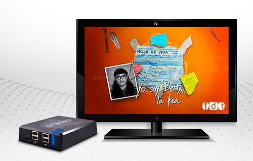 android tv box tdt dvb-t2. promoción día de las madres!