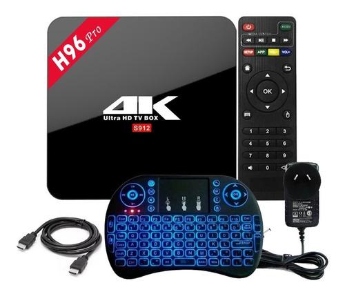 android tv box ultra hd 4k octa core 2gb ram android 7 modelo nuevo