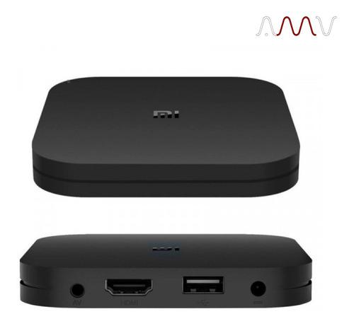 android tv box xiaomi mi box s wifi 4k tv smart 2gb 8gb amv
