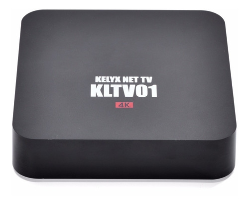 android tv kelyx klvt01 c/control remoto 4k hdmi android 7.1