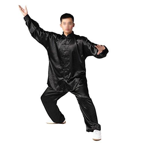 andux chino tradicional tai chi uniformes kung fu ropa unise