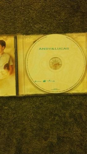 andy&lucas  primer álbum   andy&lucas