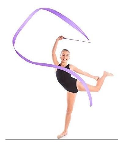 aneco 14 piezas danza gimnasia rítmica cintas serpentinas c