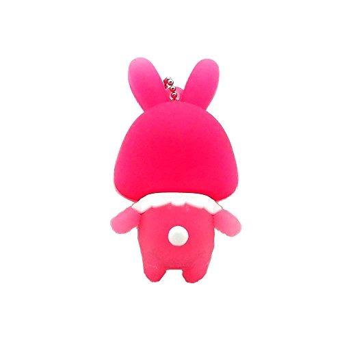 Aneew 16gb Conejo De Dibujos Animados De Color Rosa Animal ...