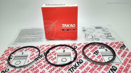anéis de segmento para daewoo 1.6 16v  lanos