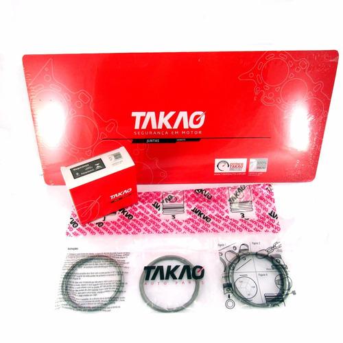 anéis de segmento para kia k2400 2.4 8v