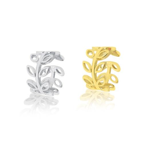 anéis folhas estilo pandora