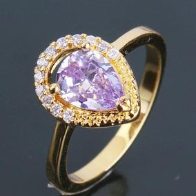2ef3060949965 Anel Solitário Tiffany - Anéis com o melhor preço no Mercado Livre ...